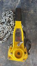 0.75 ton Lever Hoist - Chain Block. Tuffy, Beaver, Boss, Harrington, Nobles
