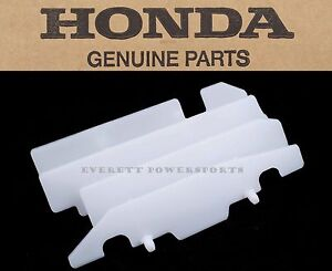 Genuine Honda Left Radiator Grill Guard CR125R CR250R CRF450R (See Notes) #Q152