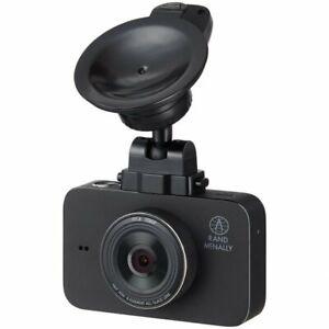 Rand McNally HD Car Dash Cam with Incident Detection - Dashcam 500