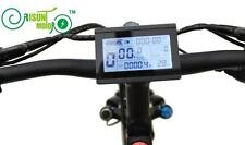 RisunMotor/KT 24V 36V 48V Ebike LCD3 Control Panel Display Electric Bicycle