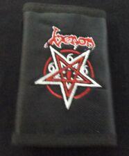 VENOM Embroidered Tri-Fold Wallet