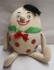 ABC Kids Play School Humpty Dumpty Soft Toy 38cm Classic Nursery Rhyme Toy