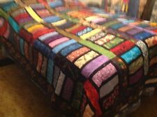 King Size Stained Glass Quilt