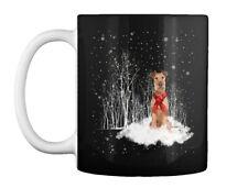 Irish Terrier Christmas Dog Snow Gift Coffee Mug