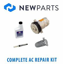 For Buick LeSabre For Pontiac Old Complete A/C Repair Kit w/ Compressor & Clutch