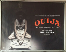 Cinema Poster: OUIJA 2014 (Advance Quad) Olivia Cooke Ana Coto Lin Shaye