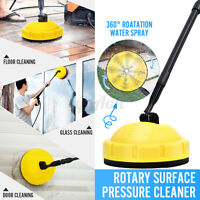 Pressure Washer Tool for KARCHER K Series Deck Wall Patio Surface Cleaning NEW