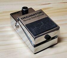 iSP Decimator Noise Gate Guitar Pedal