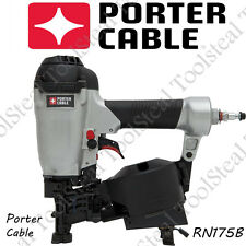 "Porter-Cable 15 Degree 1-3/4"" Coil Roofing Nailer RN175B Recon w/ Warranty!"