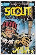 Eclipse Comics Timothy Truman's Scout: War Shaman (1988 Series) # 12 NM