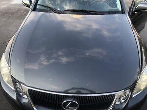 2006 2007 2008 2009 2010 2011 Lexus Gs300 Gs350 Gs430 Gs450 GS460 Hood Gs350 OEM