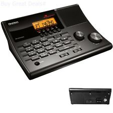 Uniden BC365CRS 500 Channel Clock/FM Radio Scanner With Weather Alert New