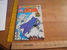 Detective Comics Batman 522 Vf/Nm 1980s Bronze age Snowman Green Arrow