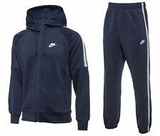 Nike Tribute Mens Tracksuit Set Sports Hoodie Top Hoody Bottoms Track Sweatpants