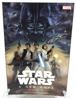 Star Wars A New Hope Original Movie Adaptation Marvel Comics New TPB Paperback
