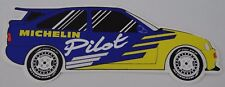 Aufkleber MICHELIN PILOT Rallye Reifen Ford Escort RS Cosworth WRC Sticker