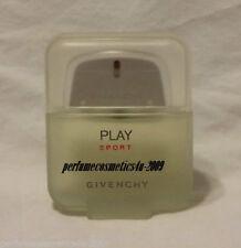 PLAY SPORT BY GIVENCHY COLOGNE FOR MEN 1.7 OZ / 50 ML EAU DE TOILETTE SPRAY NEW