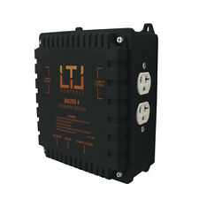 LTL Master 4 Lighting Relay Controller (Controls 4 HID Lights or 1000w ballasts)