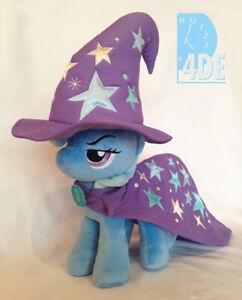"""My Little Pony Trixie Plush 11"""" 4DE 4th Dimension Entertainment BRAND NEW!"""