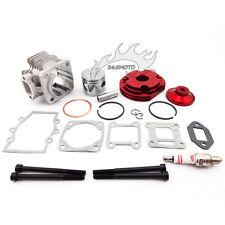 44mm Cylinder Piston Big Bore Kit Red For 47cc 49cc Mini Dirt ATV Pocket Bikes