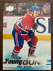 Top 10 Upper Deck Hockey Young Guns Rookie Cards 99