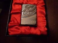 ZIPPO 80TH ANNIVERSARY ZIPPO LIGHTER MINT IN BOX 18499/41932 LIMITED EDITION