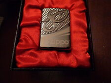 ZIPPO 80TH ANNIVERSARY ZIPPO LIGHTER MINT IN BOX 2424/41932 LIMITED EDITION