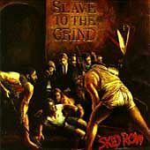 Slave to the Grind [PA] by Skid Row (CD, Jun-1991, Atlantic) Played Once!