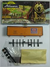 Athearn 5207 Ho Scale Scribed Reefer Morrell Meat Damaged Nos (5207Da)