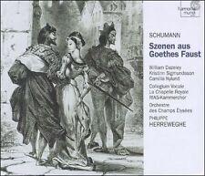 Herreweghe / Schumann: Scenes From Goethe's Faust [Szenen aus Goethes Faust] -..