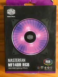 Cooler Master MASTERFAN MF140R RGB (R4-140R-15PC-R2)