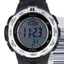 CASIO PROTREK MENS WATCH TRIPLE SENSOR PRW-3100-1 FREE EXPRESS PRG-3100-1DR