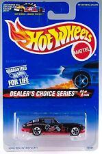 Hot Wheels No. 568 Dealer's Choice Series #4 '63 Corvette w/5Dot's New On Card