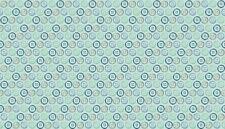 I pulsanti blu-Handmade MAKOWER TESSUTO DI COTONE MISURA 55 CM x 50 cm più grande disponibile
