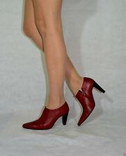 Patternless Booties Standard Width (B) Boots for Women