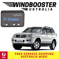 Windbooster 7-Mode Throttle Controller for Toyota Landcruiser Prado 120 series