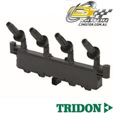 TRIDON IGNITION COIL FOR Peugeot207 XR 02/07-06/10, 4, 1.4L KFV10FS