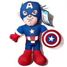 """Marvel Superhero Squad 13"""" Captain American"""
