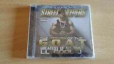 LL COOL J - THE RETURN OF THE G.O.A.T - CD SIGILLATO (SEALED)
