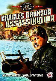 Assassination DVD Charles Bronson Brand New and Sealed Australian Release