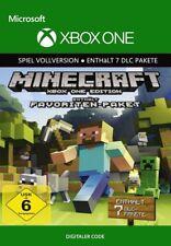 Xbox One -  Minecraft Fan Edition Spiel Key Digital Download Code  [EU] [DE]