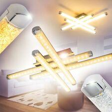 Led ceiling spot lighting IP 20 dining living room flush lamp white decor 155594