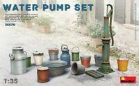 MiniArt 1/35 35578 Water Pump Set (WWII Buildings & Accessories)