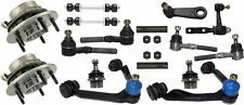 (22) Pcs Complete Front Suspension Kit for FORD EXPEDITION 1997 2000 4WD