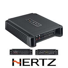 HERTZ HCP4 HCP 4 760 WATT 4 CHANNEL BRIDGEABLE STEREO BASS POWER AMPLIFIER
