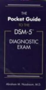 The Pocket Guide to the DSM-5® Diagnostic Exam by Nussbaum MINT
