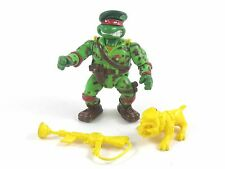 TMNT Vintage Mean Green Beret Raph Figure Teenage Mutant Ninja Turtles 1991