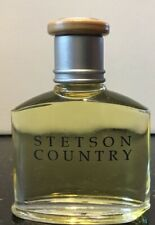 Stetson Country for Men by Coty Cologne Splash 1oz - NWOB