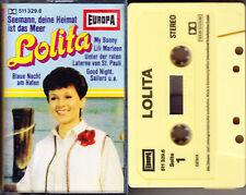 MC Lolita - Lili Marleen u. a. - EUROPA - Tape - Musikkassette