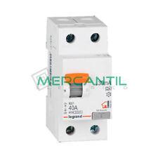 Diferencial Superinmunizado 2P 40A 30mA A RX3 Sector Residencial LEGRAND 402060